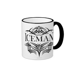 Tribal Hockey Iceman (plain) Coffee Mug