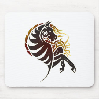 Tribal Horse Mousepad