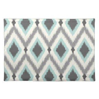 Tribal Ikat Chevron Placemat