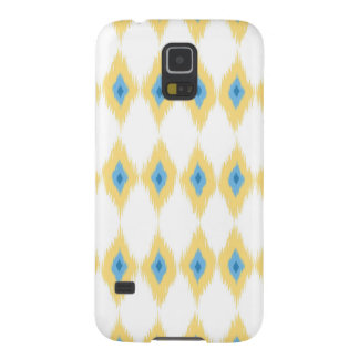 Tribal ikat geometric aztec andes triangle pattern cases for galaxy s5