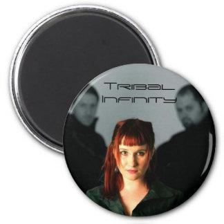 Tribal Infinity magnet