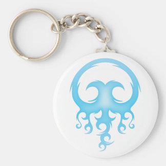 Tribal Jelly Key Ring