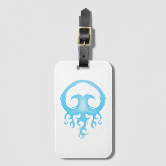 Tribal Jelly Luggage Tag