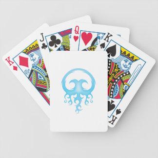 Tribal Jelly Poker Deck