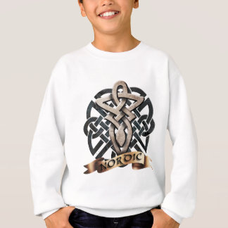 Tribal Knot viking C Sweatshirt