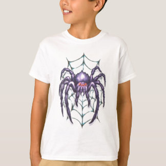 Tribal large spider T-Shirt