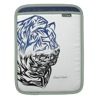 Tribal Lion Sleeves For iPads
