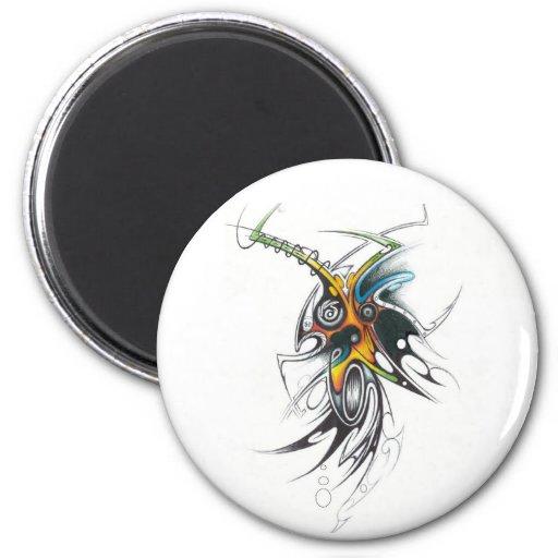 Tribal magnet