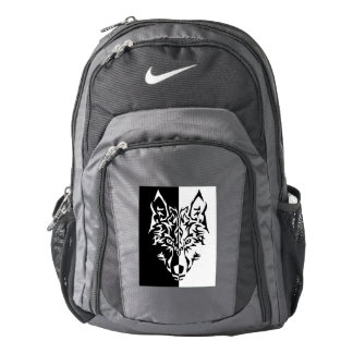 Tribal Modern Wolf Backpack