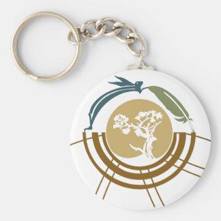 Tribal Mtg Key Chain