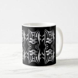 Tribal mug 11 congregation to over black