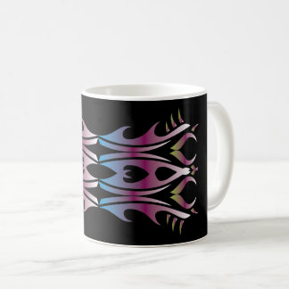 Tribal mug 4 colors