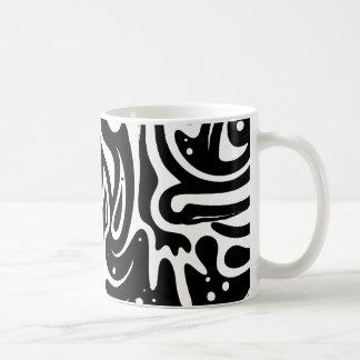 Tribal mug. coffee mug