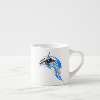 Tribal Orca Espresso Cup