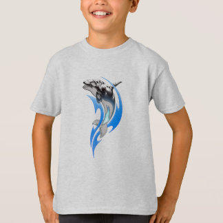Tribal Orca T-Shirt