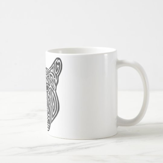 Tribal Panther Coffee Mug