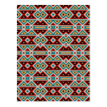 Tribal Pattern. Aztec Fabric. Chic Native American