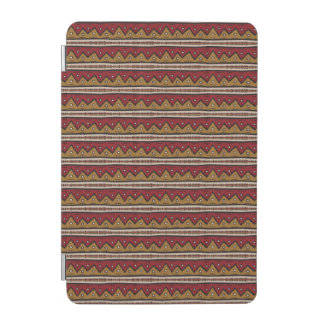 Tribal pattern iPad mini cover