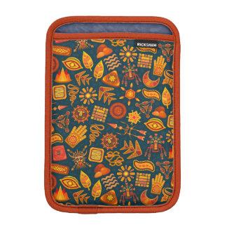 Tribal Pattern iPad Mini Sleeve