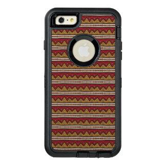 Tribal pattern OtterBox iPhone 6/6s plus case