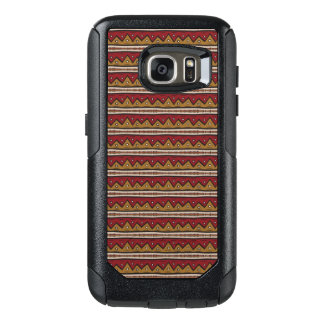 Tribal pattern OtterBox samsung galaxy s7 case