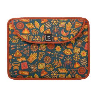 Tribal Pattern Sleeves For MacBooks