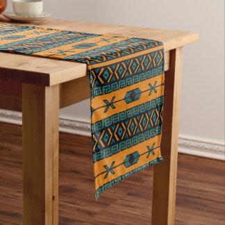Tribal Pattern Southwest Design Short Table Runner