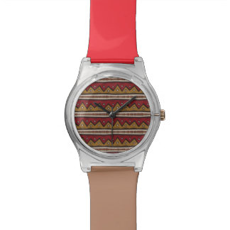 Tribal pattern watch