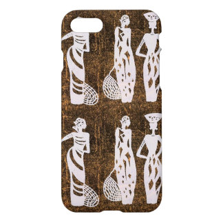Tribal People iPhone 7 Case