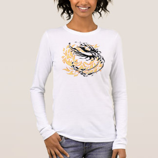 Tribal phoenix long sleeve T-Shirt
