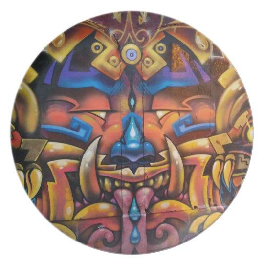 Tribal Plate