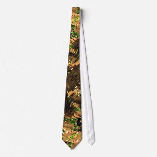 Tribal Print Jungle Tie