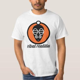 TRIBAL REALITIES Tshirtz! Deep Love and Loud Music T-Shirt