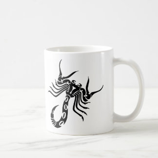 Tribal Scorpion Tattoo Coffee Mug