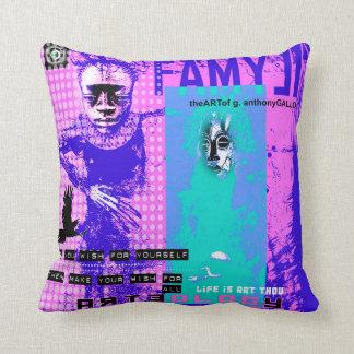 tribal shaman cushion