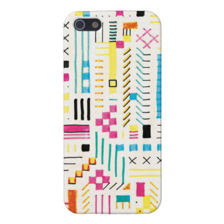 Tribal Sketch iPhone 5/5S Case