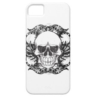 Tribal skull case for the iPhone 5