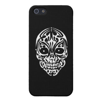 Tribal Skull iPhone 5/5S Covers