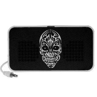 Tribal Skull Mini Speakers