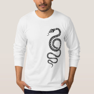 Tribal snake T-Shirt