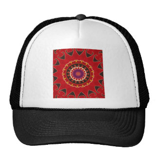 Tribal Southwest Vibrant Colored Pattern Cap