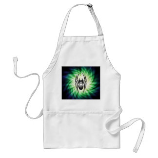 Tribal Spider Aprons