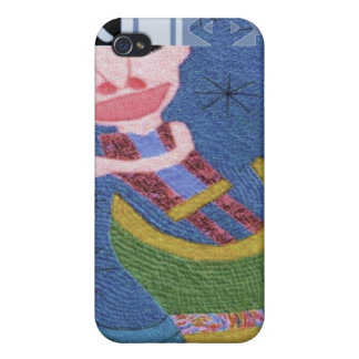 Tribal spirit  - African Art iPhone 4 Cases