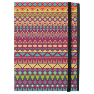 """Tribal striped abstract pattern design iPad pro 12.9"""" case"""
