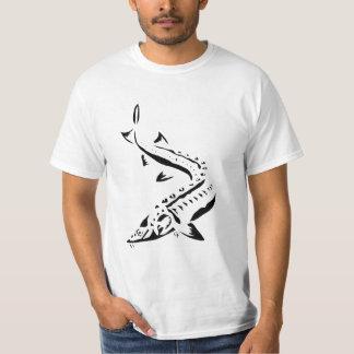 Tribal Sturgeon T T-Shirt