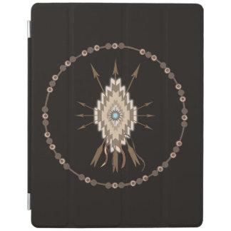 Tribal Symbols Friendship Motif iPad Smartcover iPad Cover