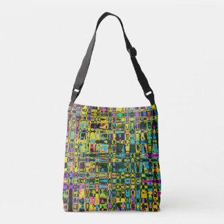 Tribal Tapestry Crossbody Bag