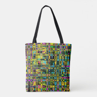 Tribal Tapestry Tote Bag