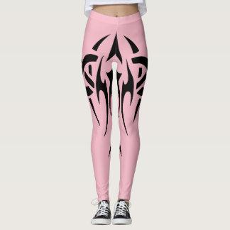 Tribal Tattoo Design Leggings