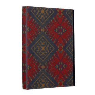 Tribal Tracks iPad Folio Covers